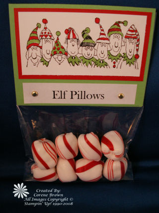 Elf Pillows